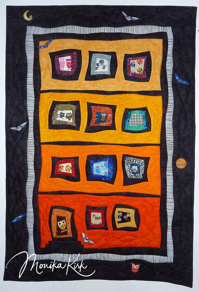 Eulenvilla (2012)90 x 135 cm