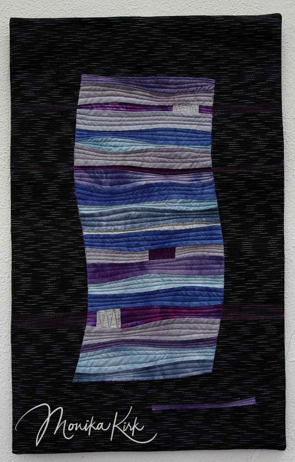 Meeresrauschen (2013)42 x 74 cm