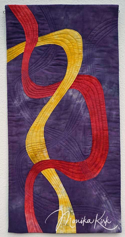 Miteinander (2015)30 x 60 cm