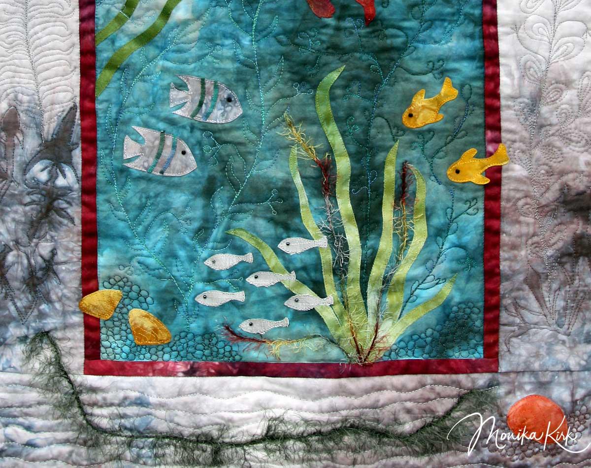 Unterwasserwelt Detail 1