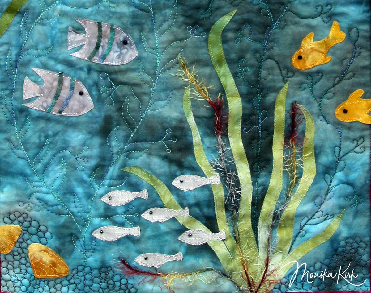 Unterwasserwelt Detail 4