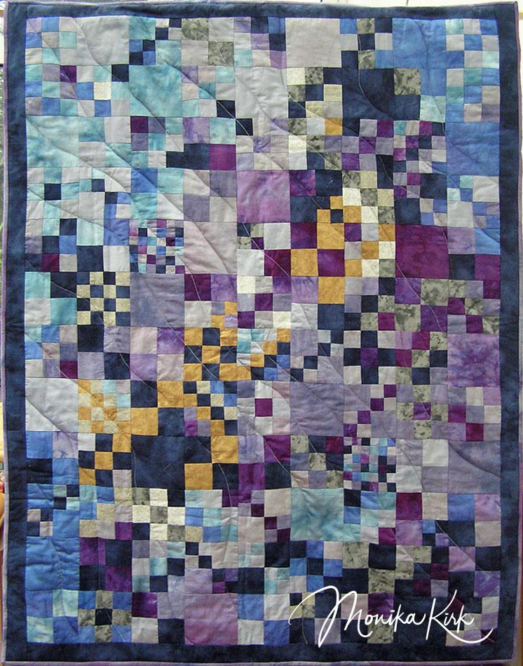 Wasserspiegelung (2007)100 x 145 cm